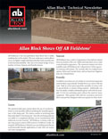 AB Technical Newsletter Issue 12