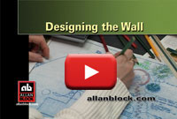 Designing your retaining wall